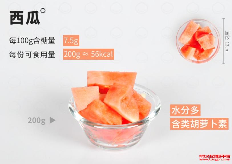 糖尿病人可以吃西瓜吗?怎么吃西瓜才不过量呢?